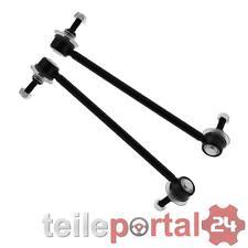 2x Stange/Strebe, Stabilisator Koppelstange Vorne Twingo Vorderachse