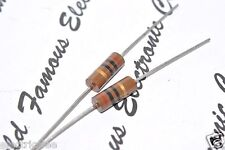 2pcs - Riken Ohm RM1 10R (10 ohm) 1W 5% Carbon Resistor