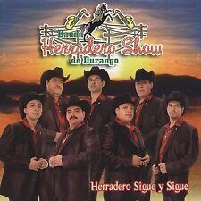 Herradero Show De Durango : Herradero Sigue Y Sigue CD