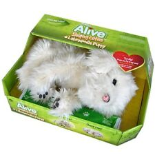 ALIVE SLEEPING CUTIE LABRADOODLE PUPPY WOWWEE BRAND NEW IN BOX
