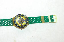 swatch scuba sdk101 merou swatch watch authentic nos