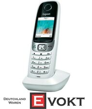 Siemens Gigaset C620H White DECT Cordless Phone Expansion Handset GENUINE NEW