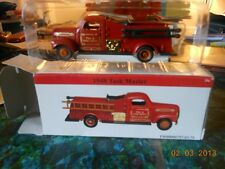 1948 die-cast tank master from 2001 readers digest in the box