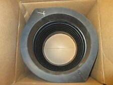 """Midwestern Industries Rubber Connectors 7"""" New Surplus"""