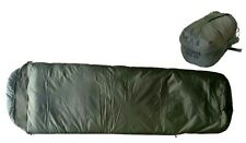TAS PATROL MK IV -5 DEGREE MILITARY SLEEPING BAG WITH ZIP MOZZIE NET 235X80X50cm