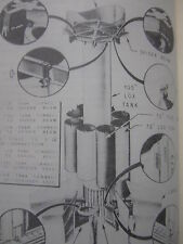 Spaceship Design Space Vehicle Dynamic Stability Science & Technology Nasa 1967
