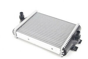Genuine BMW F22 F23 F30 F31 F32 F36 Additional Cooling Radiator OEM 17117600697