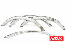 FTFD218 92-97 Ford Crown Victoria Mercury Grand Marquis Stainless Fender Trim