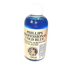 Brunitore liquido Phillips 250 ml per acciaio ####