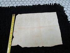 #23 Revolutionary War Pay Order 1780's Continental Army / Samuel Woodman 1781