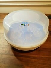 Philips Avent Microwave Steam Sterilizer Express II for Baby Bottles