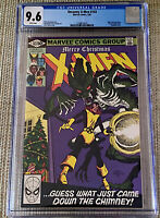 UNCANNY X-MEN #143 CGC 9.6 WHITE PAGES (1981) KITTY PRYDE Solo Story NM MARVEL