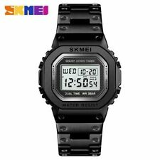 SKMEI Sports Watches Men Famous LED Digital Watches Men Watch Business New R2Y4