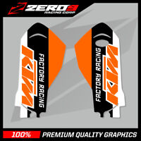 KTM SX SXF 2015-20 EXC EXC-F 2016-20 MOTOCROSS GRAPHICS LOWER FORK FR