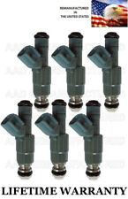 Genuine Bosch Set Of 6 Fuel Injectors For 1999 Ford Taurus Mercury Sable 3.0L V6
