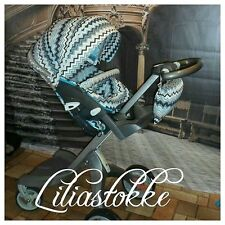 Stokke Summer Kit Xplory, Crusi, Trailz, Scoot  HANDMADE