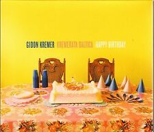 gidon kremer - kremerata baltica happy birthday