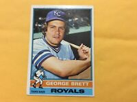 1976 TOPPS GEORGE BRETT #19 ROYALS EXCELLENT