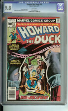 Howard the Duck #11 CGC 9.8 WP Colan art and cover