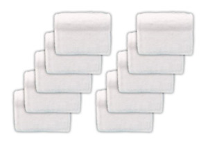 Baseboard Buddy 10 Pack of Microfiber Replacement Pads 10x Refill