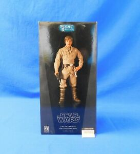 Luke Skywalker Bespin 1:6 Figure Star Wars Heroes of the Rebellion Sideshow Coll
