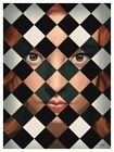 THE QUEEN'S GAMBIT - A World In 64 Squares - Sam Gilbey Print - #/100 - Neftlix