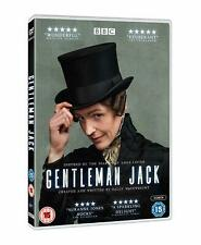 GENTLEMAN JACK Mini Serie completa BOX 3xDVD in Inglese NEW .cp