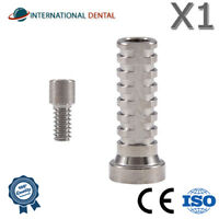 Titanium Sleeve For Multi Unit Abutment Dental Implant
