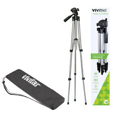 """1 Professional Camera Tripod Stand Mount Carry Case 50"""" Extension Pan Portable"""