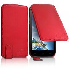 Housse Etui Clapet Couleur rouge Universel S pour Amazon Fire Phone