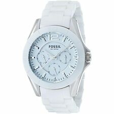 Fossil Women's Ceramic Band Wristwatches