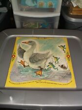 VINTAGE TUCO DORIS DUCK FROGS & MICE FRAME TRAY PUZZLE IN GOOD CONDITION