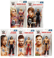 WWE Figures - Basic Series 91 - Mattel - Brand New - Sealed
