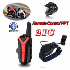 2pcs X3 plus Helmet Radio Walkie Talkie Motorcycle Bluetooth Intercom Headsets