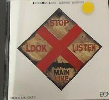 EVERYMAN BAND- WITHOUT WARNING* CD :NEW BUT NOT SEALED- ECM- RARO JAZZ FUSION