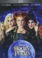 Hocus Pocus DVD NEW