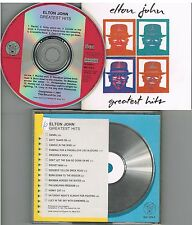 Elton John ‎– Greatest Hits CD Album  1991