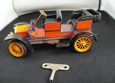 Schuco DBGM n° 357 142 Mercedes simplex 32 PS 1902 moteur à clé clockwork tintoy