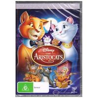 DVD ARISTOCATS, THE DISNEY SPECIAL EDITION Animated + Special Features R4 [BNS]