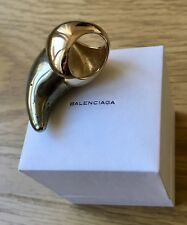 chaussures de séparation d97e7 58106 Balenciaga Jewelry In Fashion Rings for sale   eBay