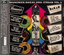 V.A.-BRUNSWICK/DAKAR SOUL STREAM-JAPAN CD F30