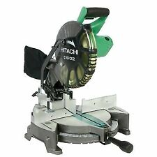 Hitachi C 10 Fce2 &amp Cross-cut Saw