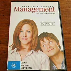 Management DVD Jeniffer Aniston R4 – FREE POST