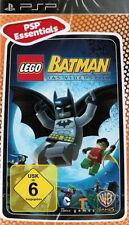 LEGO Batman - Das Videospiel (Essentials) (Sony PSP, 2013, Keep Case)