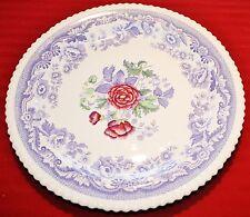 Spode MAYFLOWER Chop Plate (Round Platter) - MINT