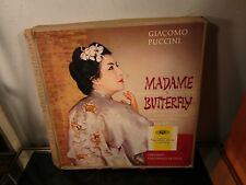 MADAMA BUTTERFLY PUCCINI  ALBUM~