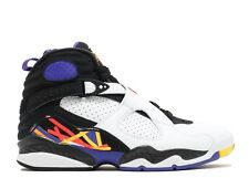 Nike Air Jordan Retro 8 * three peat * 1 bred Flight ovo Aqua * eu 43/us 9.5 * New *