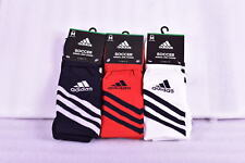 Men's Adidas Mundial Zone Cushioned Soccer Socks - Choose Color & Size