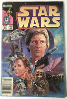 Marvel Comics Star Wars Comic #81 Stan Lee Presents VG Condition