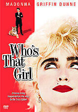 Who's That Girl [DVD] [1987], DVD | 7321900117586 | New